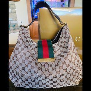 Gucci monogram Authentic handbag